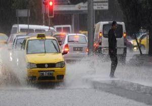 Ankara için şiddetli yağış ve sel uyarısı geldi!