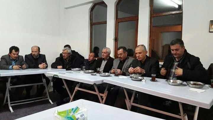 Çubuk'ta 'Köy Odası Buluşmaları' Başladı