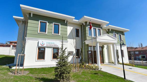 Ulubey'e sağlık merkezi
