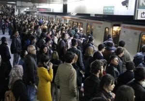 Ankara'da Batıkent Metro aktarma çilesi bitti!