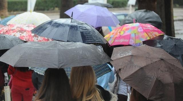 Sağanak Yağış Haftayı Tamamlıyor! (26-27 Mayıs) Ankara'da Hava Durumu...