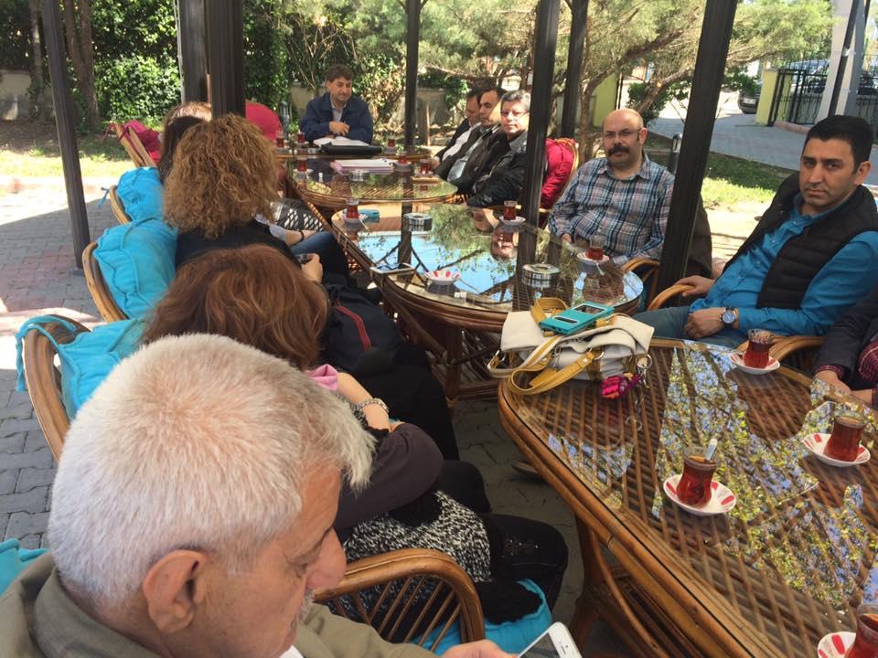 ''BADER'' Yönetim Kurulu Toplantısını Yaptı