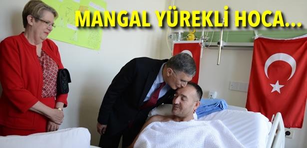 Aziz Sancar'dan Ankara'da Anlamlı Ziyaretler