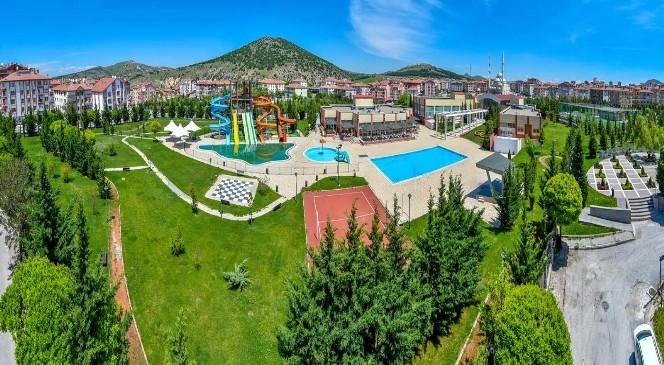Altındağ'ın Parkları Rengarenk