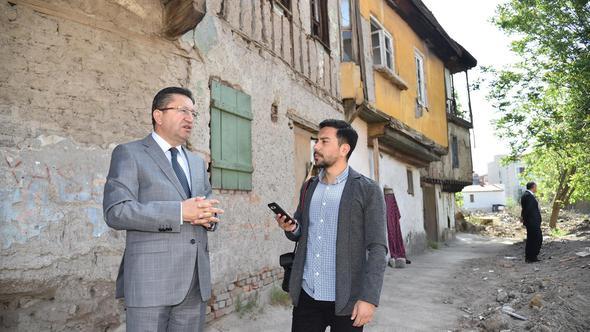 Ulus'un devlet geleneği Hamamarkası'nda yaşayacak