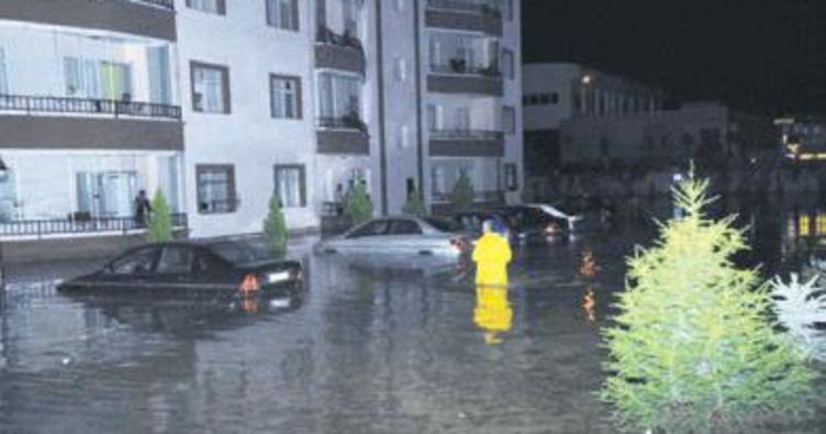 Su baskınlarından en çok Batıkent bölgesi etkilendi