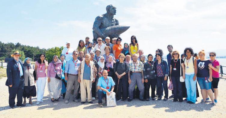 Yenimahalleliler Çanakkale yolcusu