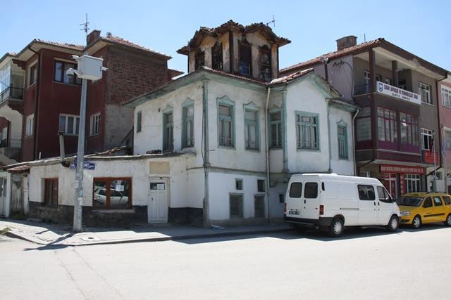 Çubuk'ta tarihi bina restore edilecek