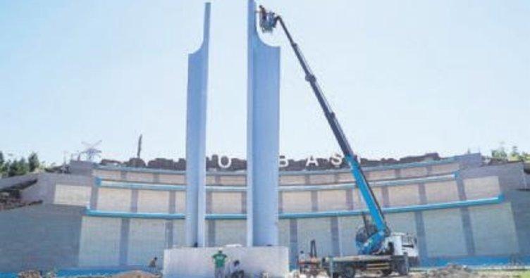 Gölbaşı Anıtı 15 Temmuz'da törenle açılacak