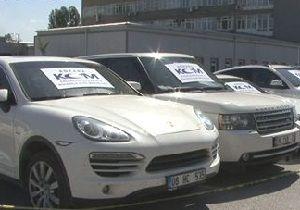 Ankara'da otomobil kaçakçılığı yapanlara darbe!