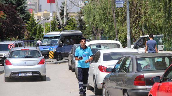 Ankara'da yeni otopark sistemi başladı