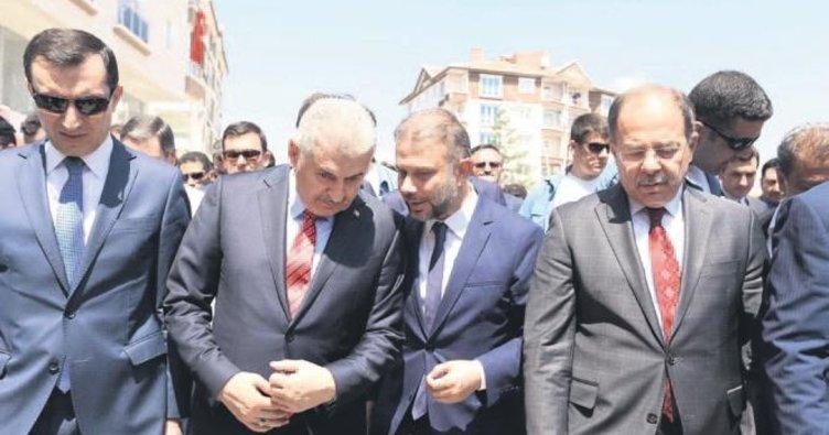 Kahramankazan-Ankara yolunda geri sayım başladı
