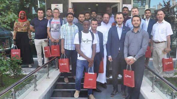 Girişimcilere e-ticaret eğitimi
