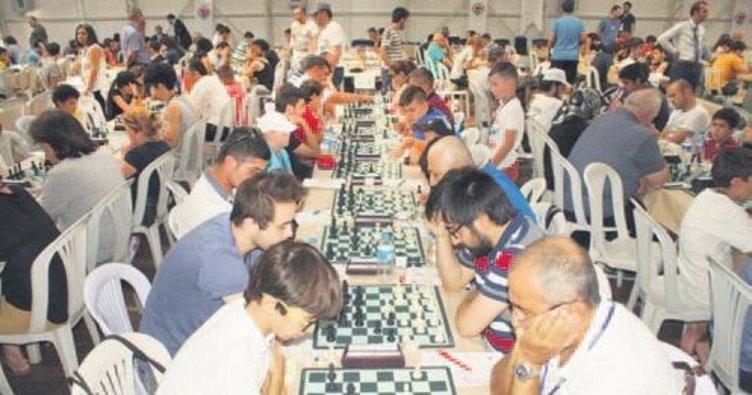 Çubuk satranç merkezi oldu