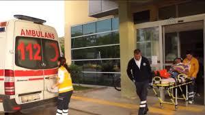 Çubuk'ta trafik kazası nedeniyle kavga çıktı: 6 yaralı