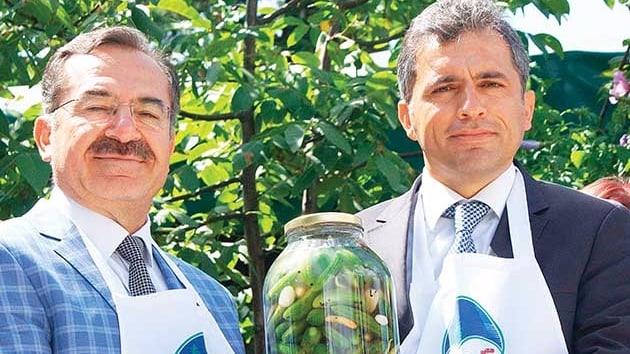 Uluslararası Çubuk Turşu ve Kültür Festivali start aldı