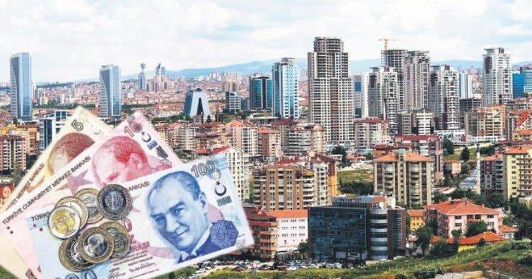 Türkiye'nin en yüksek gelire sahip ili Ankara