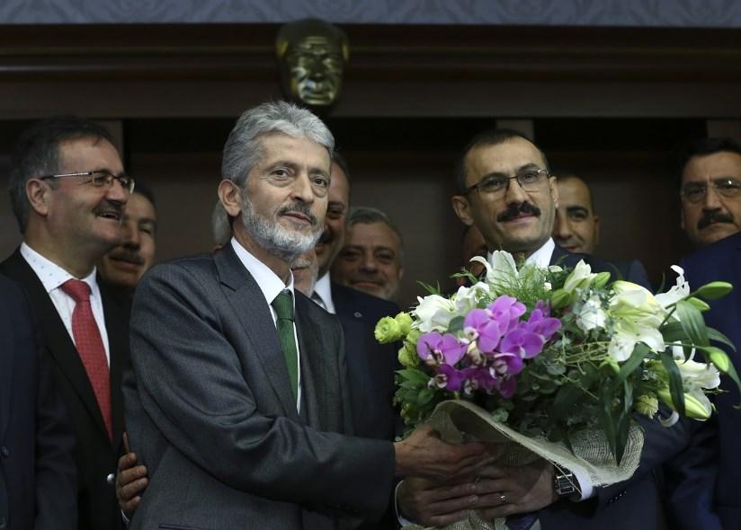 Ankara'da Mustafa Tuna dönemi