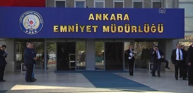 Ankara Emniyet'ten Oto Hırsızlarına Operasyon