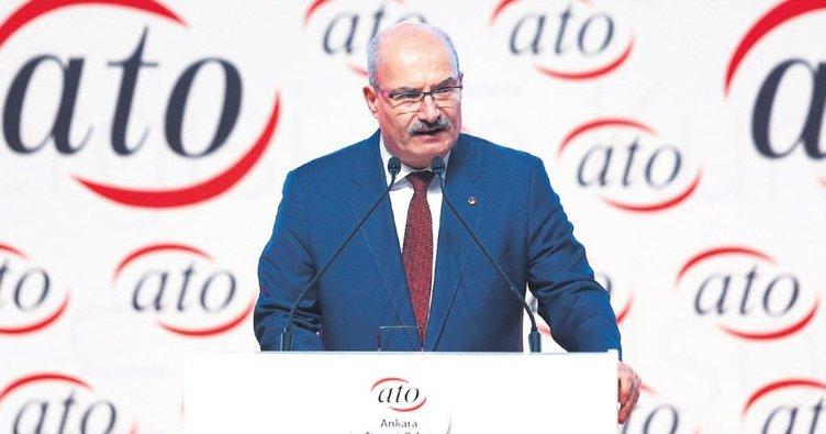 ''Ankara'dan yerli markalar çıkmalı''