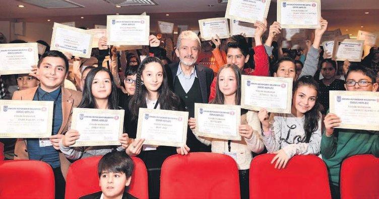 Genç Meclis açıldı