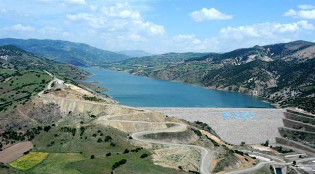 Ankara Barajlarında su seviyesi düştü