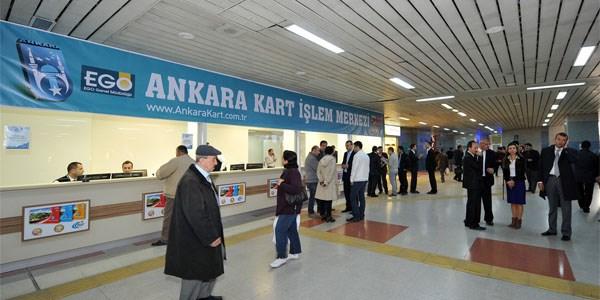 Ankarakart'ta transfer dönemi