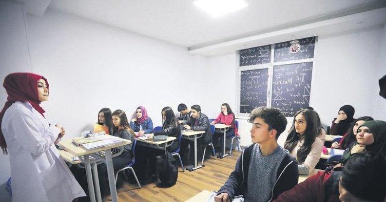 Yenimahalle'den öğrencilere kurs