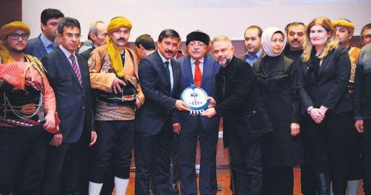 Atatürk'ün Ankara'ya gelişi Kahramankazan'da kutlandı