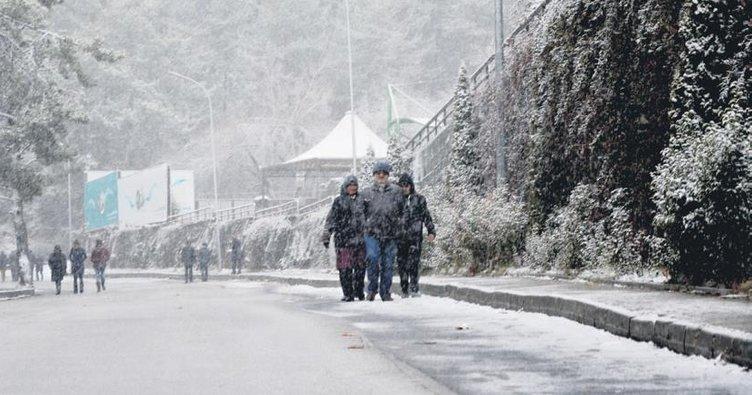 Soğuksu Milli Parkı'nda dev yatırım