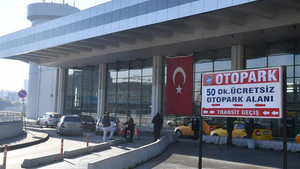 AŞTİ'de 180 araca 50 dakikalık ücretsiz otopark