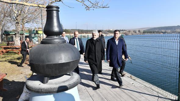 Başkan Tuna'dan VIP talimatı: 'Halka açın'