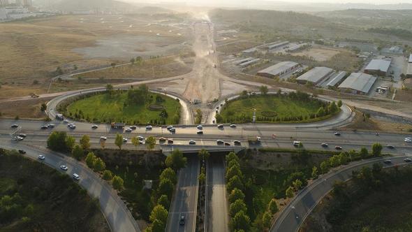 Başkent'e 5 milyon ton asfalt atıldı