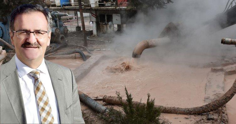 Kızılcahamam'da sıcak su müjdesi