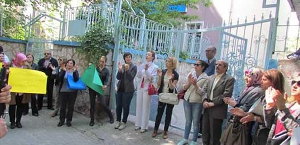 Ankara'da Okul Kapatılacak İddialarına Veliler Ayaklandı