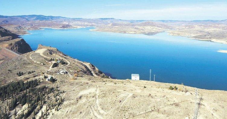 Gerede'nin suyu 2019'da Ankara'da musluklardan akacak