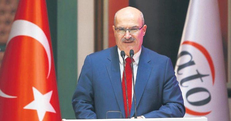 'Ankara'da sanayi devrimi yapıldı'