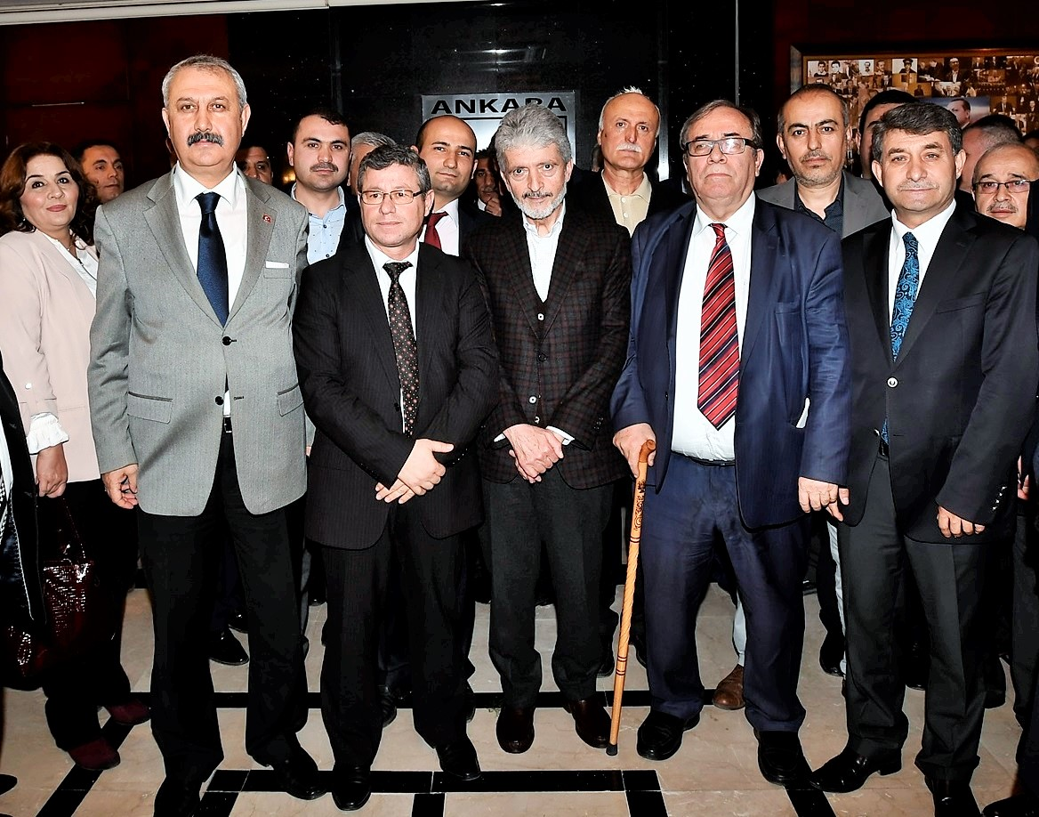 Ankara'lı STK'lardan TUNA'ya ziyaret
