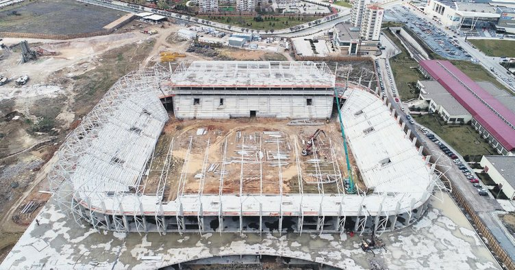 Yeni Sezonda Yeni Stad