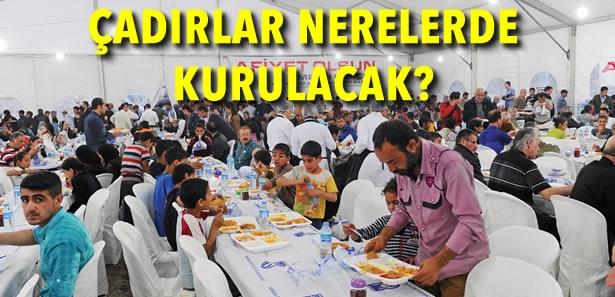 Ankara Büyükşehir Ramazan'a Hazırlanıyor