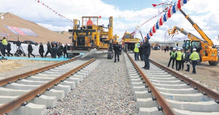 Hızlı trenle Yozgat-Ankara'ya daha yakın