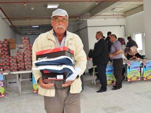 Pursaklar Dedeler Neneler 2. Bahara Koşuyor müsabakasına 2012 kişi katılıyor
