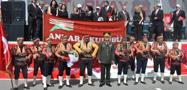 Ankara Seymenleriyle Gazilere Moral Günü
