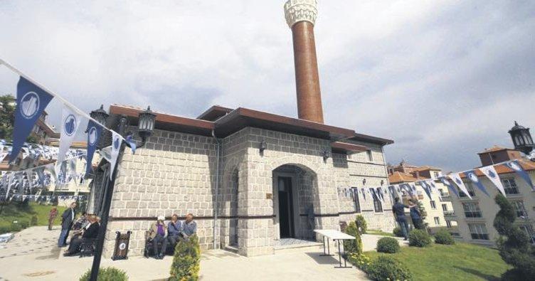 Battal Gazi Camisi ibadete açıldı