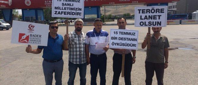 Sincan Kapalı Ceza İnfaz Kurumunda Basın Açıklaması Yapıldı