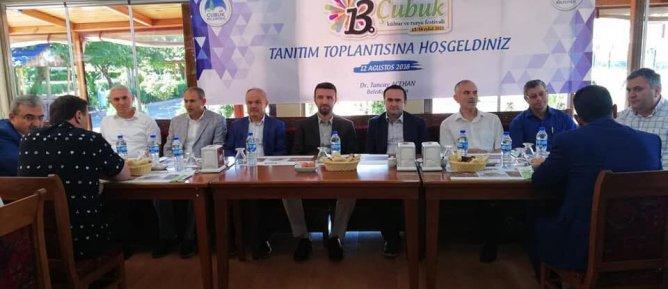 13. Çubuk Kültür ve Turşu Festivali İstişare Toplantısı
