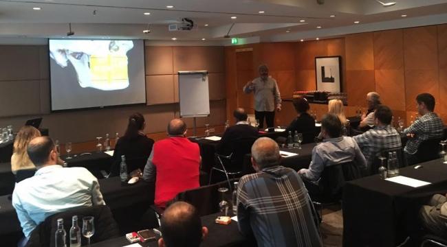 Ankaralı Dentimplant Medikal'den Almanya'da Eğitim