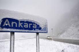 Meteoroloji Tarih Verdi! İstanbul, Ankara ve Pek Çok İle Kar Geliyor