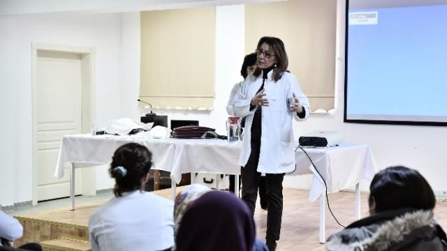 Mamak Belediyesi, Kanser Seminerlerine Devam Ediyor