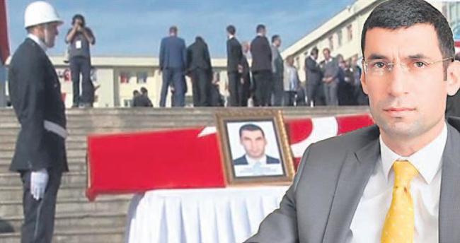 ŞEHİT DERİK KAYMAKAMI'NIN ADI ANKAR'DA YAŞAYACAK